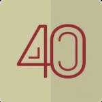 Mi 40 cumpleaños
